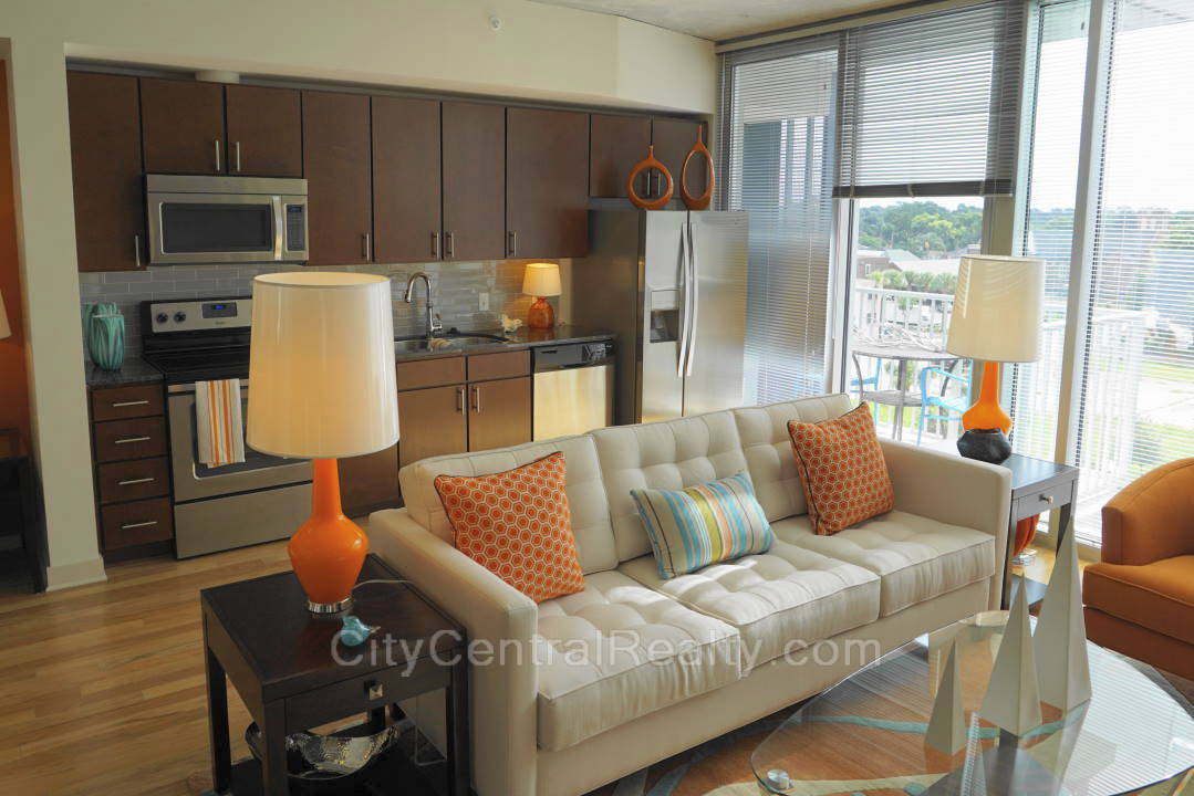 Skyhouse Downtown Orlando Condo Rentals