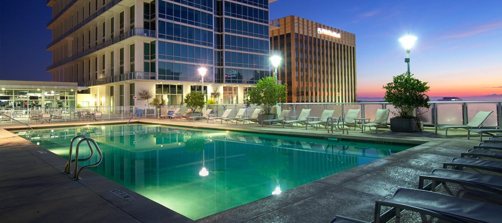 The Vue Pool Orlando City Living Expert Real Estate Service