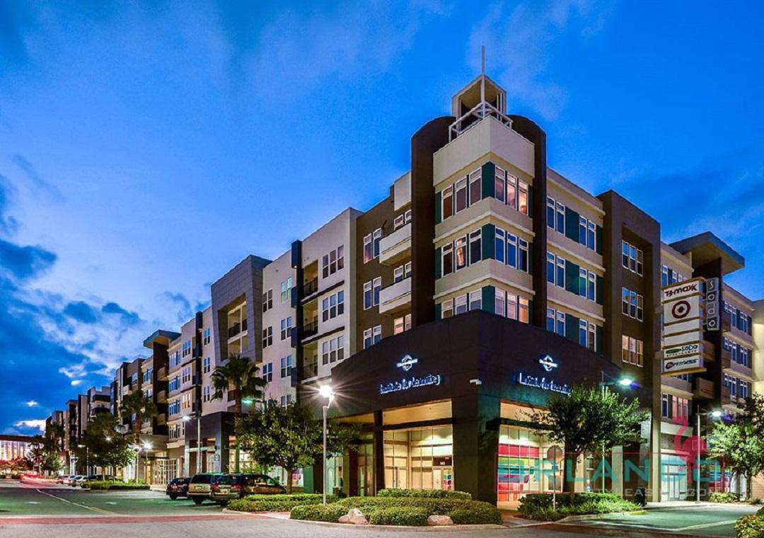 Sodo Lofts At Sodo Downtown Orlando Rentals